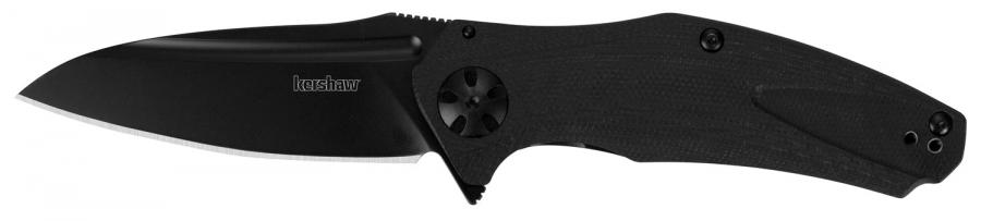 "Kershaw 7007blk Natrix Folder 3.25"" 8cr13mov"