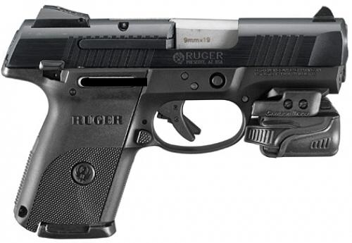 "Ruger Bsr9c-ctl 9mm 3.5"" 10rd x1"