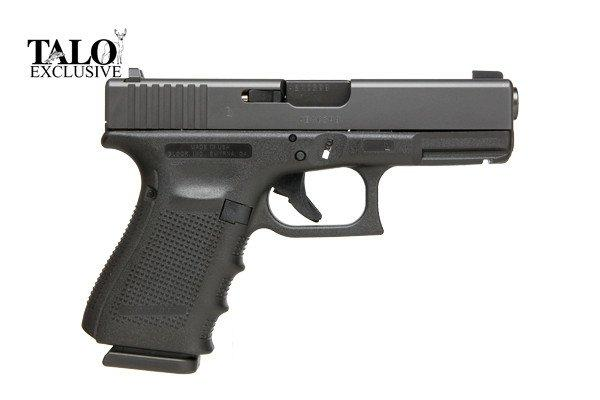 Used Gen 4 19 USA Manufacture