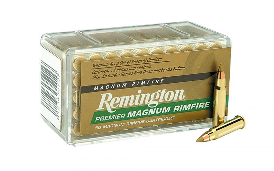 Remington Ammunition Premier 17 HMR Poly-tip