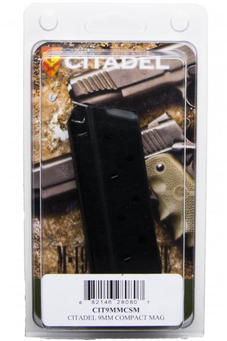 Leg Mag Citadel Com 9mm 8rd