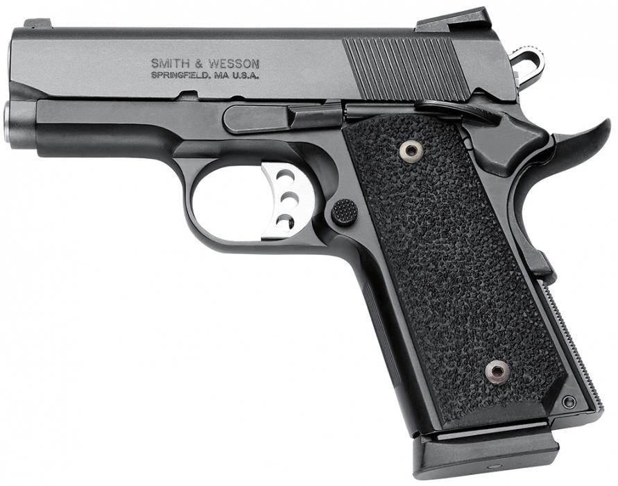"""S&W M1911 Pro 45acp 3"""" Adj"""