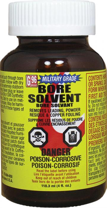 G-96 1108 Military Grade Bore Solvent
