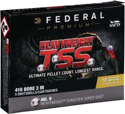 "Federal Heavyweight TSS .410 3"" 13/16-oz"