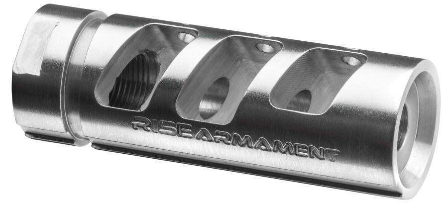 Rise Ra-701-308-slvr .308 Compensator-slvr