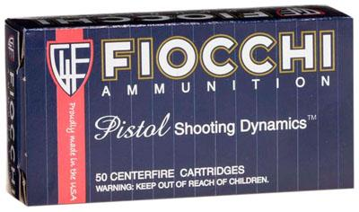 Fiocchi Pistol Shooting 40 S&W Truncated