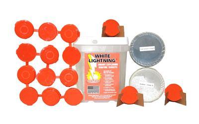Tannerite Wht Lightning Trgt Kit
