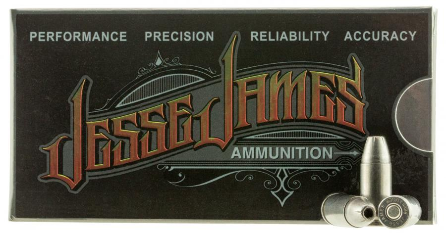 Ammo Inc 9124hpjj20 Jesse James 9mm