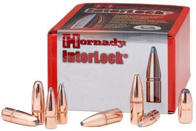Hornady Interlock 30 150 gr 100