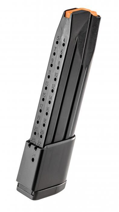 Magazine Fn 509 9mm 24rd Blk