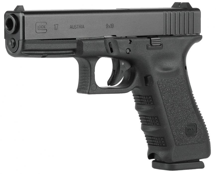 "Glock G17 Standard 9mm 4.49"" 10+1"