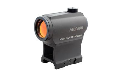 Holosun 2moa Red Dot Solar
