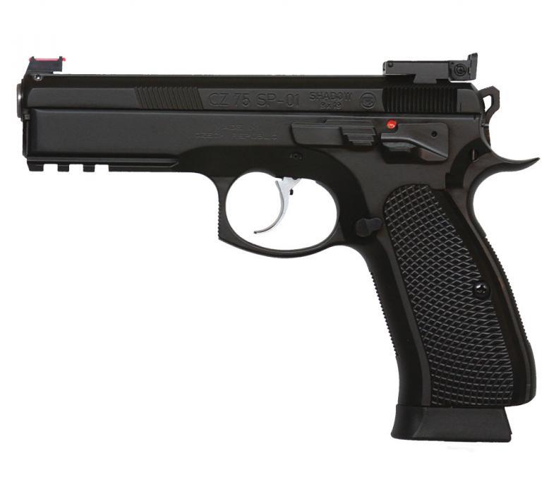 Czu 75 Sp-01 Shadow Target Ii