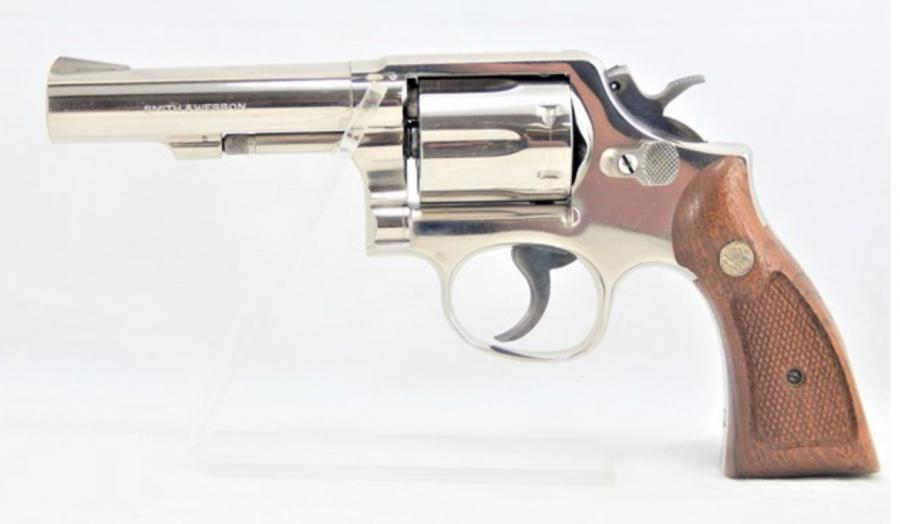 Smith & Wesson 13-2 357 Magnum