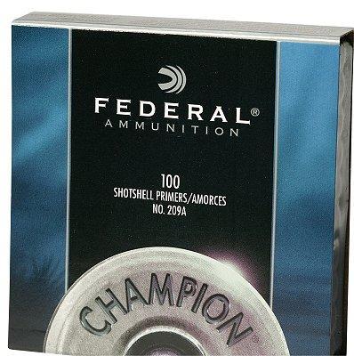 Federal Standard Large Magnum Pistol 10
