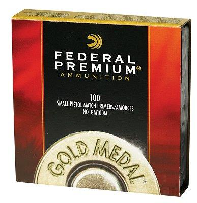 Federal Premium Small Magnum Pistol Match