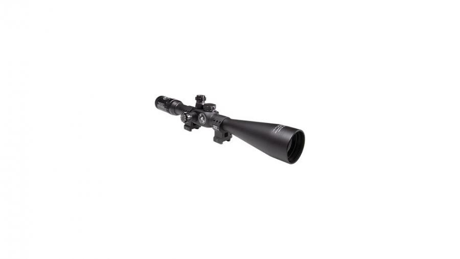 4x50 Tactical Scope W/75mm Objective, 35mm