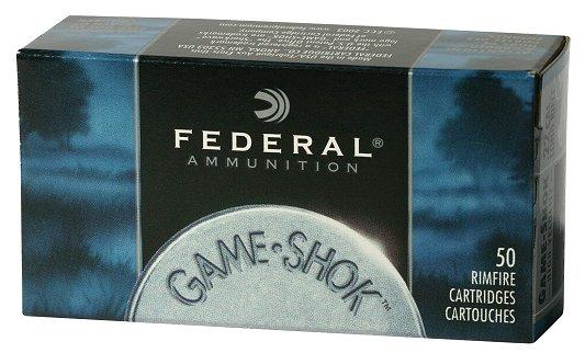 Federal Standard 22 Long Rifle Copper