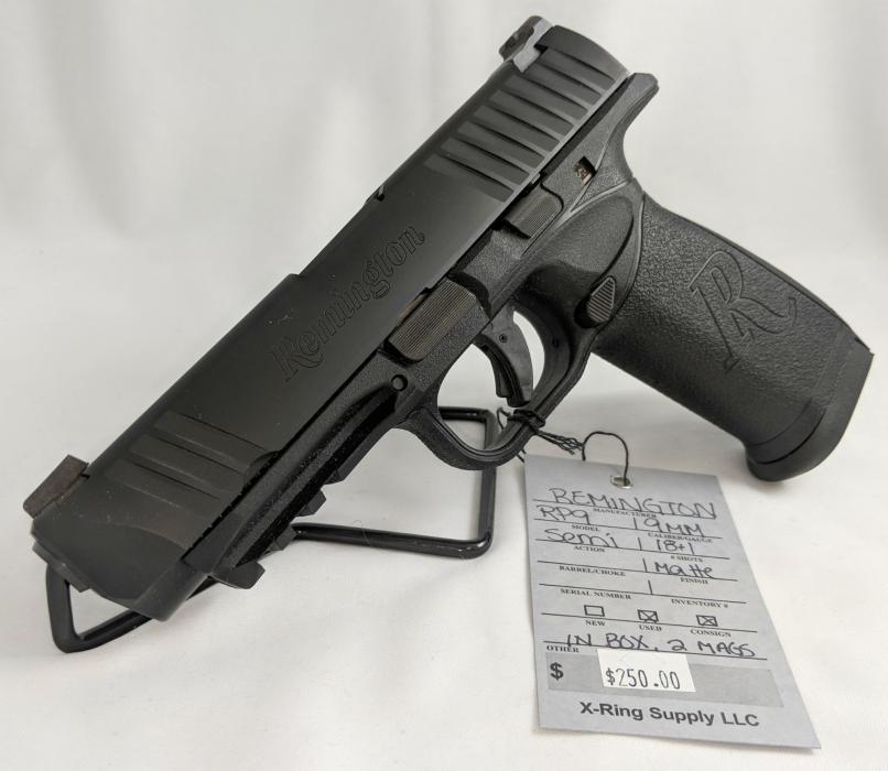 Remington RP9 (a-2662)