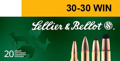 Sellier & Bellot 30-30 Winchester Soft