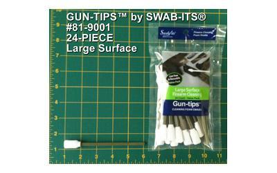 Super-brush Gun-tips Lg Surface 24pk