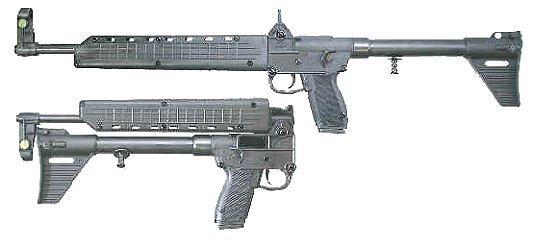 Kel-tec Sub-2k40glk22 40sw Rifle Glk22mag SA