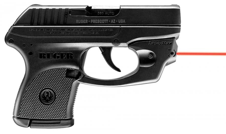 Lasermax 650 nm Ruger LCP Red
