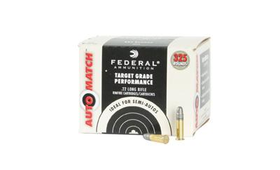 Federal Standard 22 Long Rifle Solid