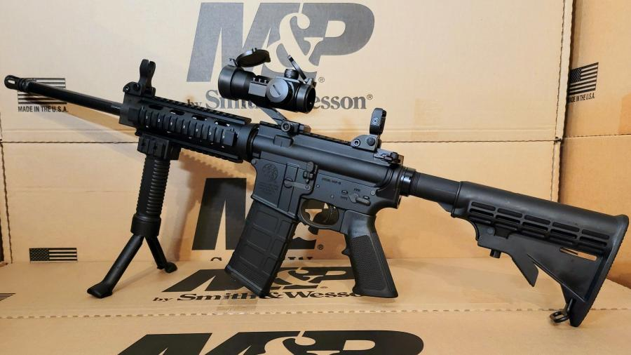 Smith & Wesson M&P Sport 2