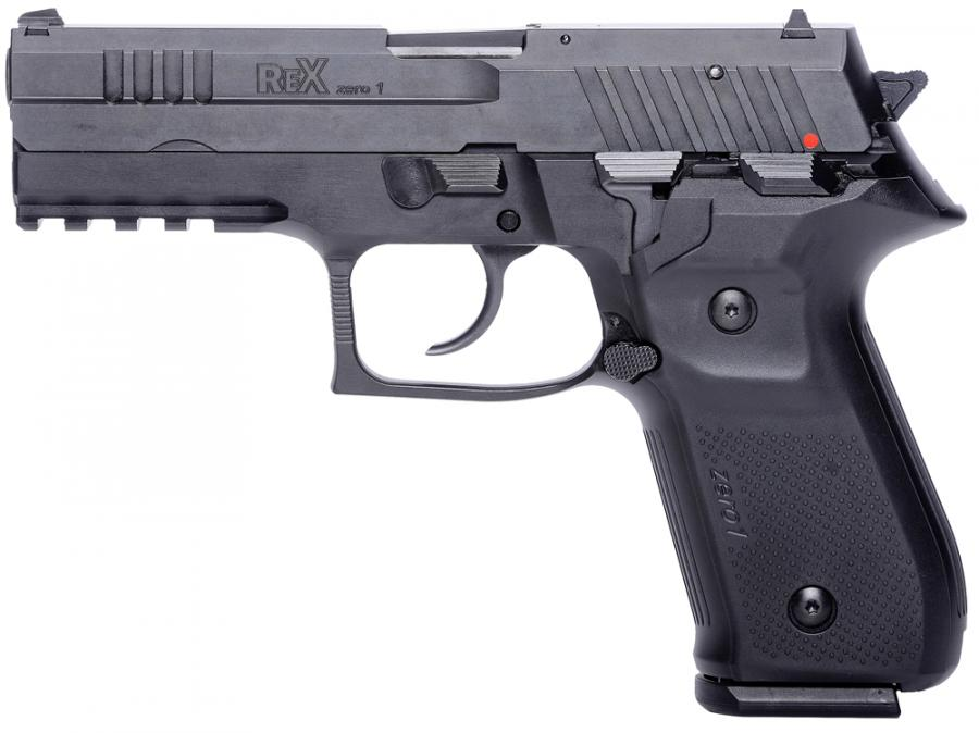 Arex Rexzero1s-01 REX Zero 9MM BLK