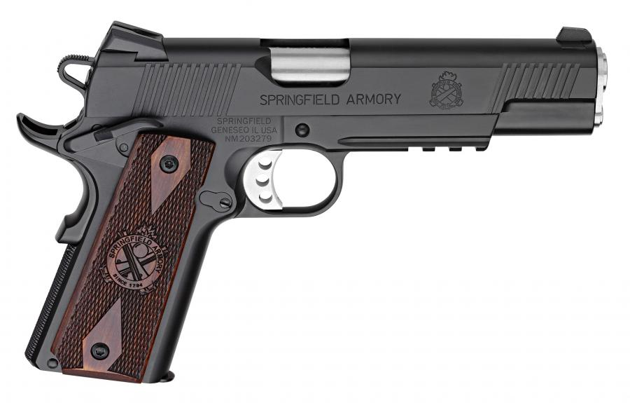 Sph 1911 Loaded Oper Lw 45acp
