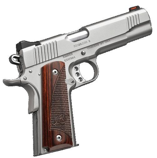 "Kimber Stainless II 9mm 5"" 9rd"