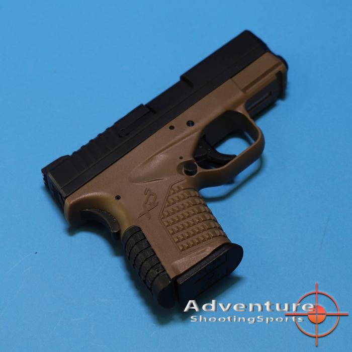 "Springfield XDS 9mm 3.3"" FDE"