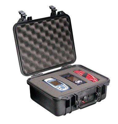 "Pelican Hard Case 13x11x6"" Watertight/dust &"