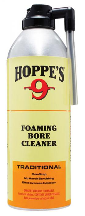 Hoppes 907 Bore Cleaner Foam Cleaner