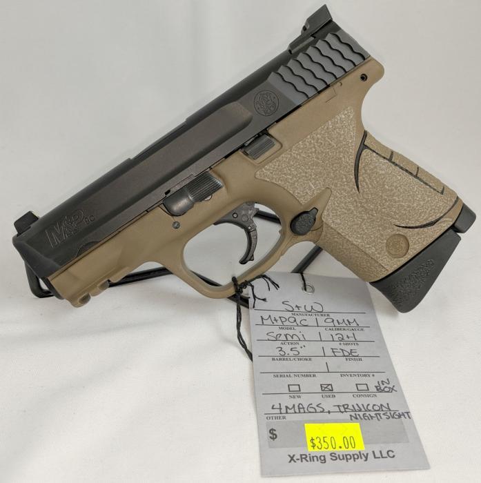 S&W M&p9c 9mm (a-4170)
