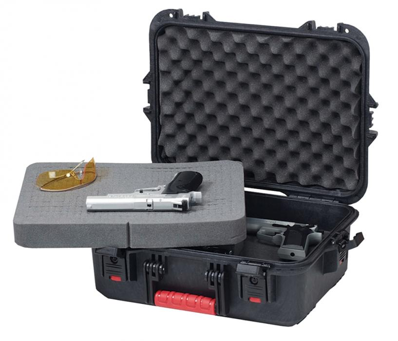 Plano All Weather Pistol/accessory Hard Case