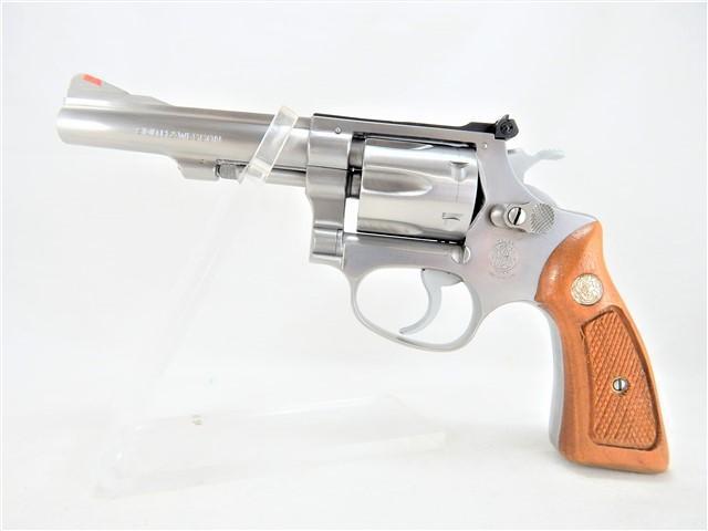 Smith & Wesson 63 No Dash