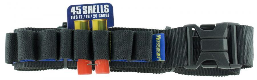 Mossberg Msbrg004blk Mossberg Shotgun Bandolier Black