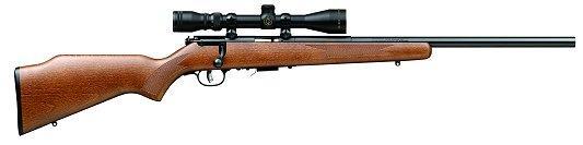 Savage 17 XP 17hmr Hornady Magnum