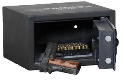 Bulldog Standard Gun Safe Black
