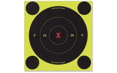 "Birchwood Casey Shoot-n-c 6"" Rndx Tgt"