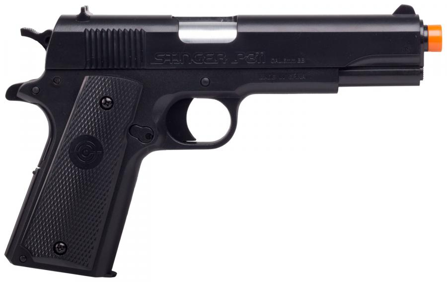 Crosman Asp311b Stinger Air Pistol Semi-automatic