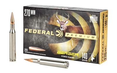 Fed Prm 270win 140gr Hyb Htr