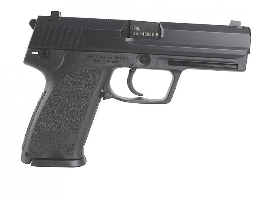 "H&K USP Standard 40 S&W 4.25"""