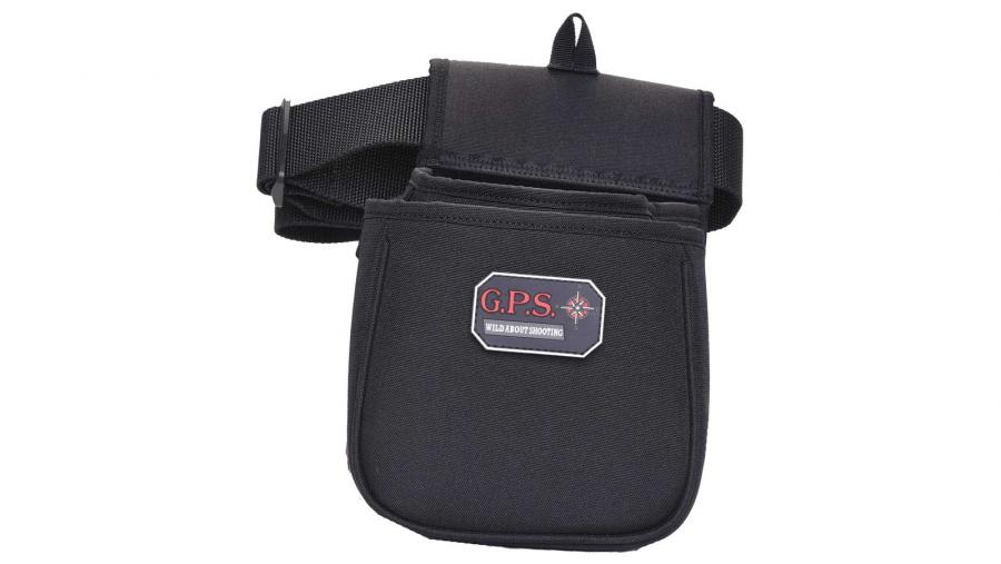 Gps Contoured Dbl Shell Pouch B
