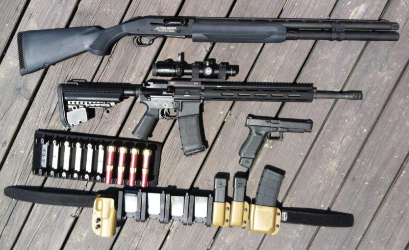 Three Gun Training Package (platinum)
