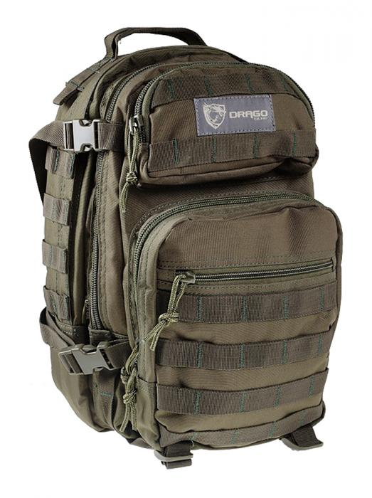 Drago Gear 14305gr Scout Backpack Tactical