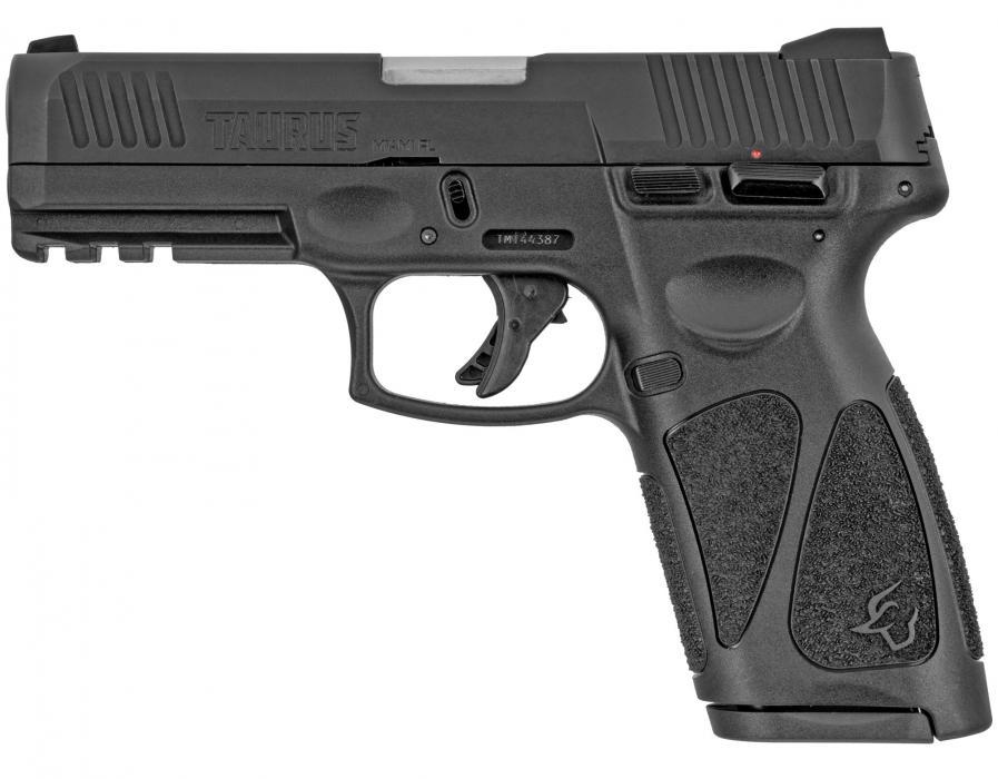Taurus G3 9mm Blk/blk 4 17+1