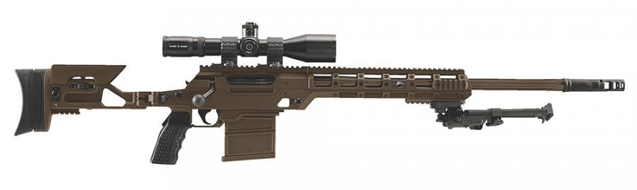 """FN Ballista 338 Lapua Tactical 26"""""""